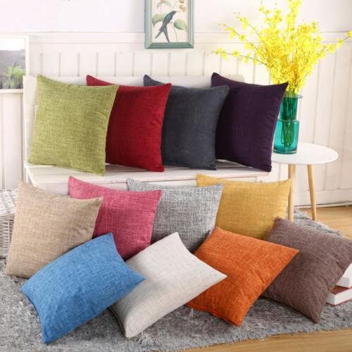 Home Colorful Outdoor Cushion Cover